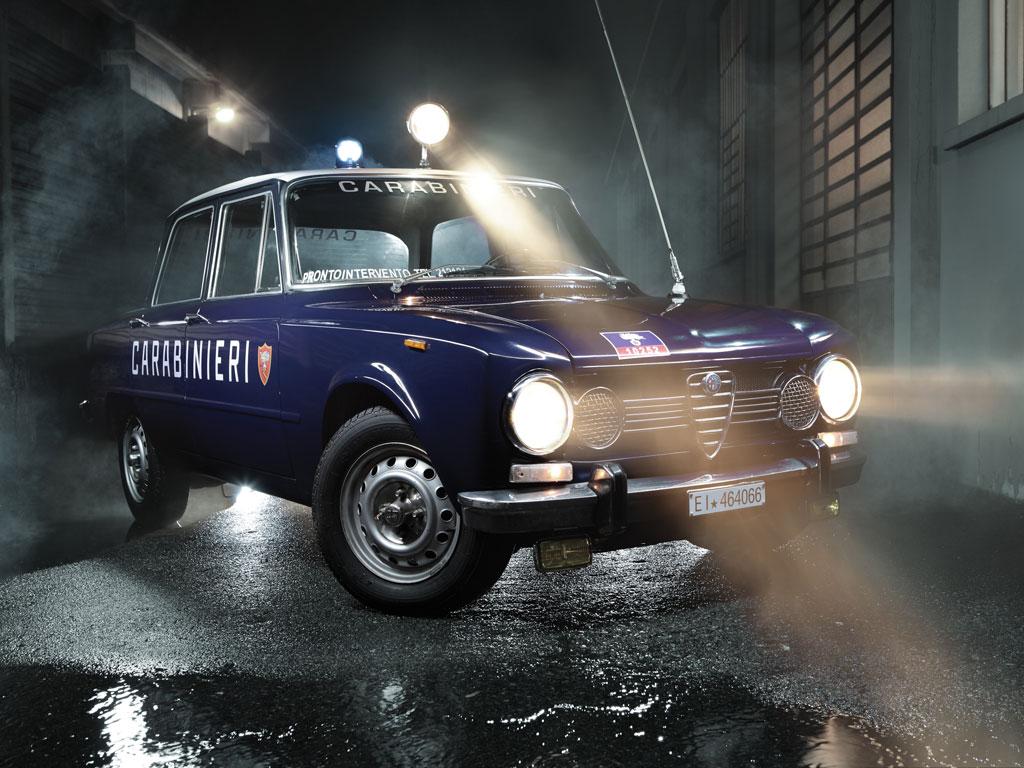 Alfa Romeo Carabinieri