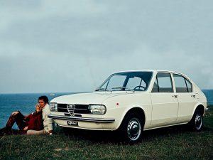 Alfa Romeo Alfasud 1.2 1971