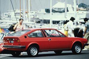 Alfa Romeo Alfasud Sprint Veloce 1.3